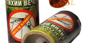 Die Verwendung von insektiziden Rauchbomben zur Vernichtung von Insekten im Raum