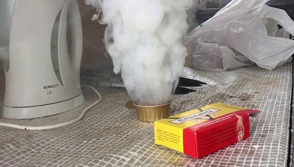 Insektizide Rauchbombe Samuro