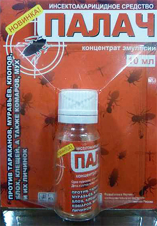 Abhilfe für heimische Bugs Scharfrichter