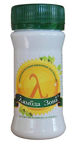 Lambda Zone - mikroverkapselte Droge mit praktisch geruchlosem Geruch.