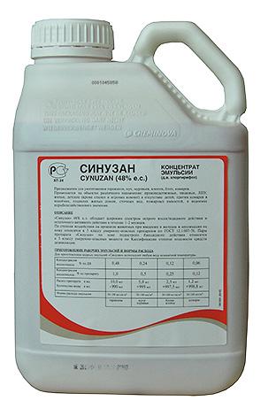 Sinuzane (Emulsionskonzentrat)