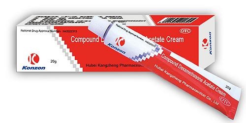 Entfernen Sie den Juckreiz, können Sie das Werkzeug Compound Dexamethason Acetate Cream versuchen
