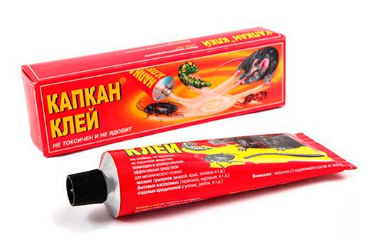 Kleber für die Vorbereitung von Kleberfallen von Nagetieren und Insektenfalle