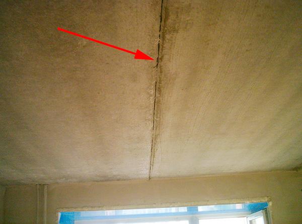 Auch Risse in den Wänden, an der Decke und am Boden ermöglichen oft Parasiten, sich zwischen den Räumen zu bewegen.