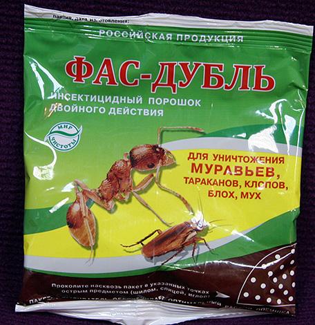 Insektenschutzmittel Fas-Double
